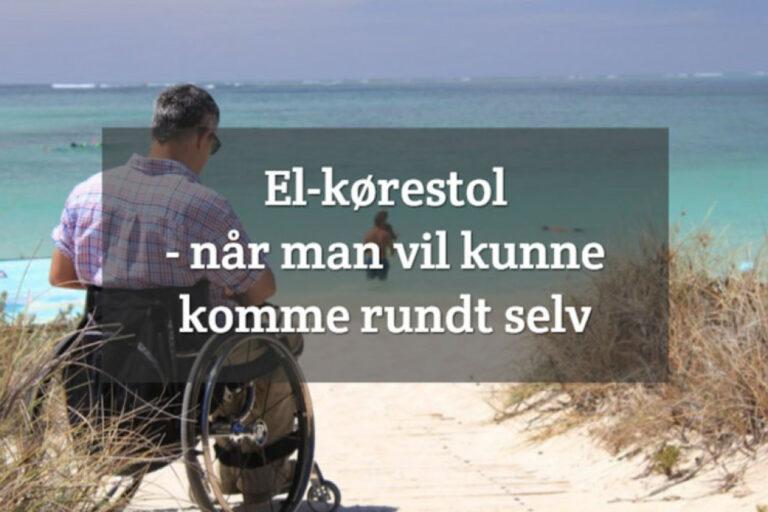 El-kørestol