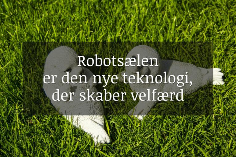 Robotsæl